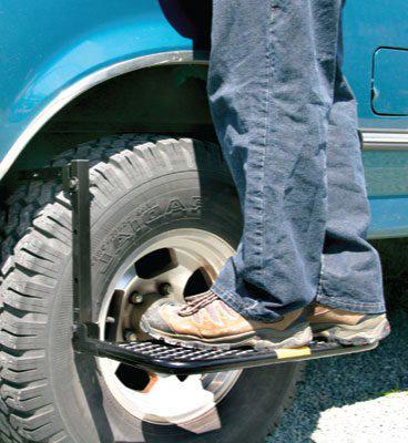 Atd 10305 Folding Truck Tire Step Atd Tools Inc