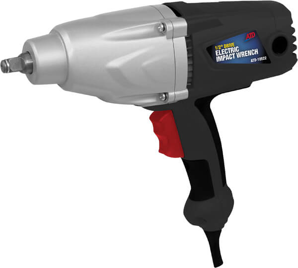 Atd 10522 1 2 Drive Electric Impact Wrench