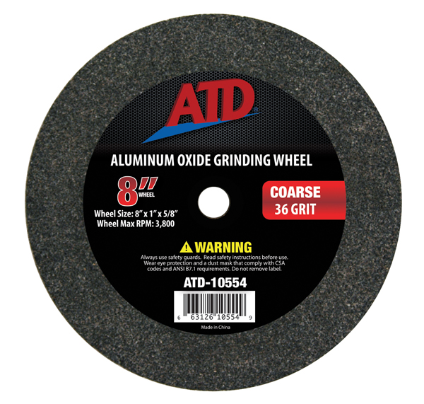 Amazing Atd 10554 8 Coarse Grit Grinding Wheel Atd Tools Inc Gmtry Best Dining Table And Chair Ideas Images Gmtryco