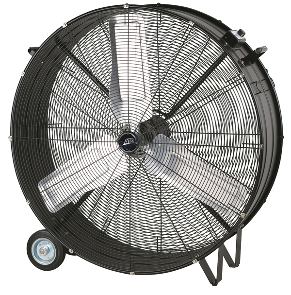 Wall Mounted Direct Drive Fan Motor With Propeller : Fans repair shop atd tools inc