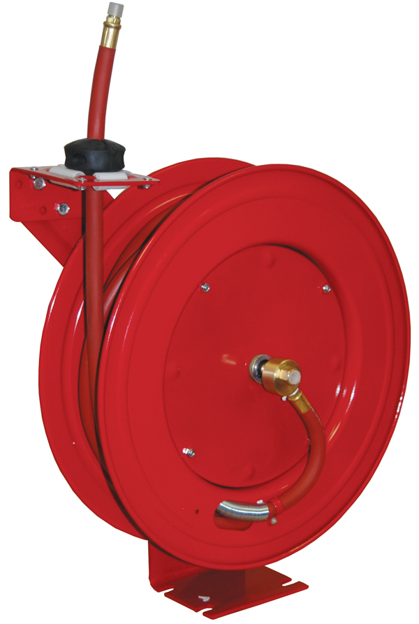 Atd 31166 3 8 Quot X 50 Ft Retractable Air Hose Reel Atd