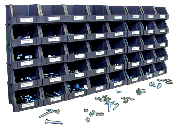 Atd 343 748 Pc Sae Nut And Bolt Assortment Atd Tools