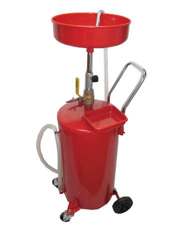 Atd 5200 18 Gallon Pressurized Oil Drain Atd Tools Inc