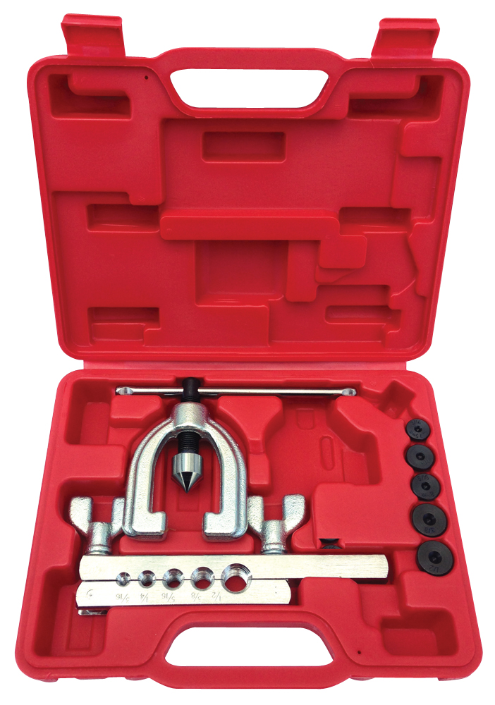 Inline Flaring Tool : Atd master in line flaring tool kit tools inc