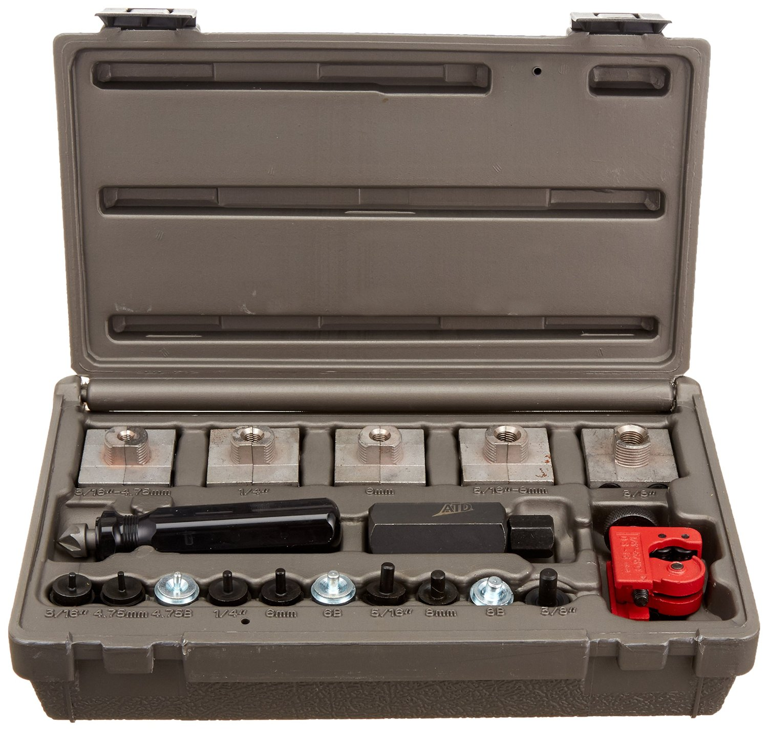 85 Off Atd Tools 5463 Double Flaring Tool Kit