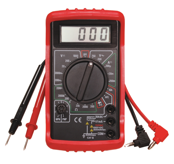Atd 5536 Digital Multimeter Atd Tools Inc