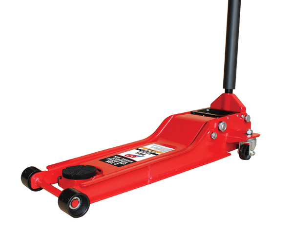 ATD Tools 7345 2-1//2 Ton Aluminum Plus Low Profile Service Jack
