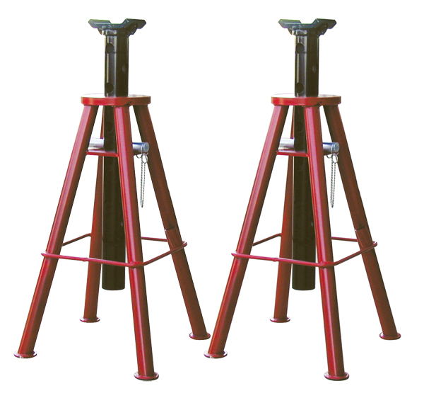 Atd 7447 10 Ton Pin Style Jack Stands Atd Tools Inc