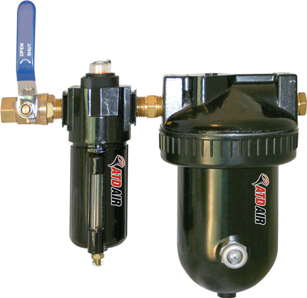In Line Desiccant Dryers Air Preparation Products Atd