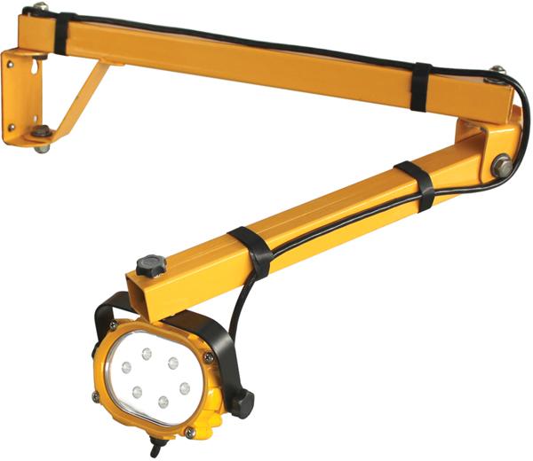 Atd 80417 16 Watt Led Swing Arm Dock Light Atd Tools Inc