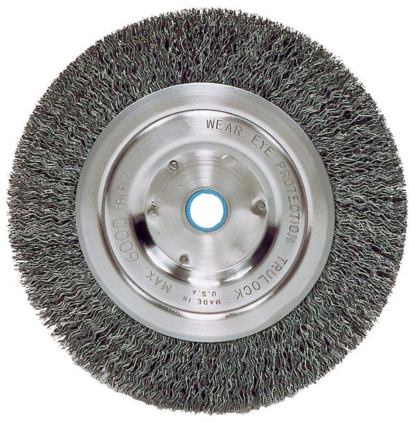 Atd 8250 6 Quot Bench Grinder Wheel Medium Face Atd