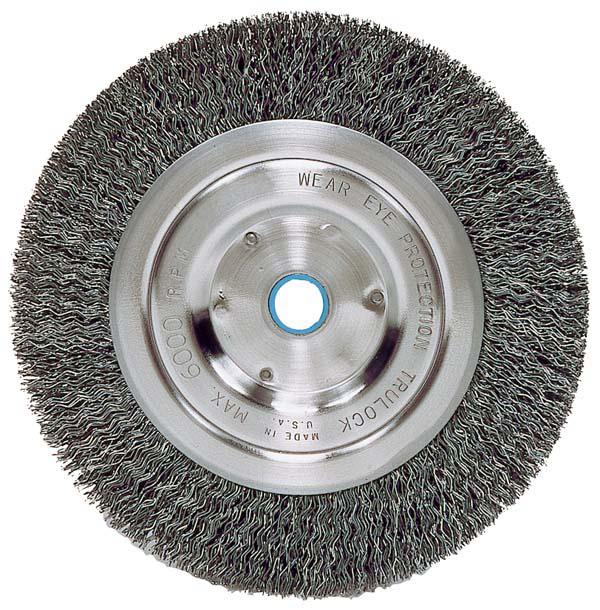 Atd 8250 6 Quot Bench Grinder Wheel Medium Face Atd